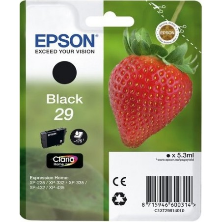 Epson Strawberry 29 Black
