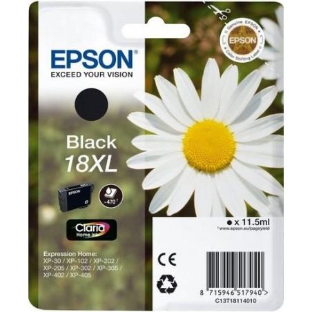 Epson Daisy 18XL Black