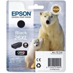Polar Bear 26XL Black