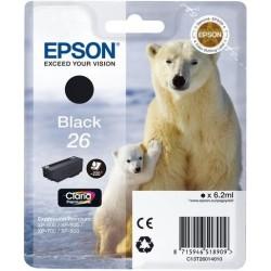 Polar Bear 26 Black