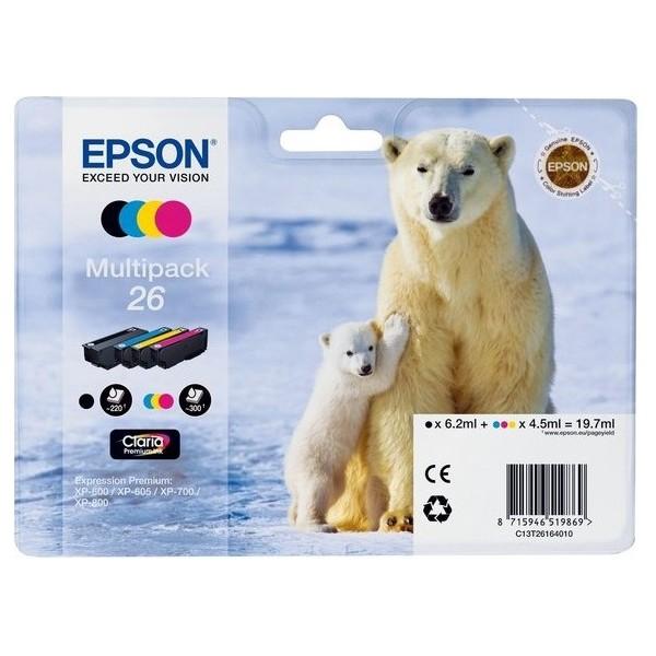 Polar Bear 26 Multipack