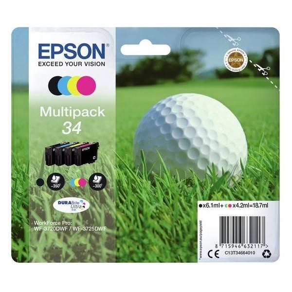 Epson Golf Ball 34 Multipack