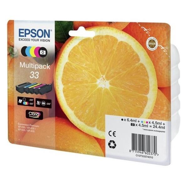 Epson Oranges 33 MultiPack
