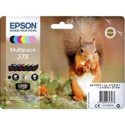 Epson Squirrel 378 Multipack