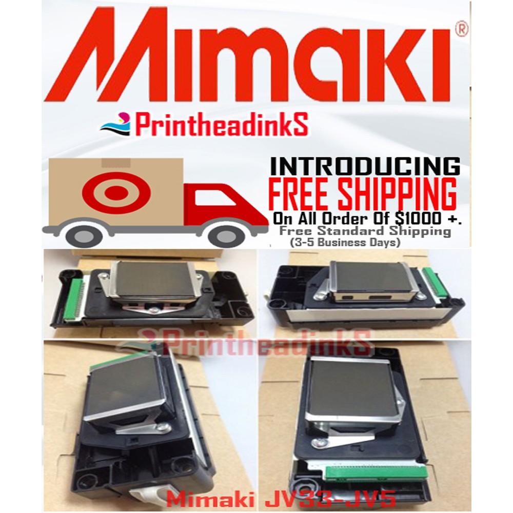 Mimaki Printhead