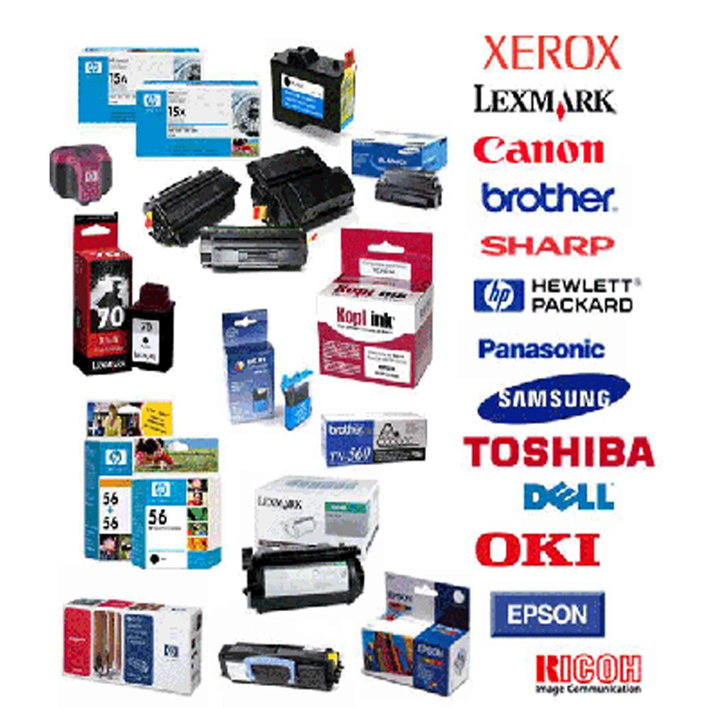 Ink And Cartridges